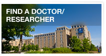 Find a Doctor or Researcher